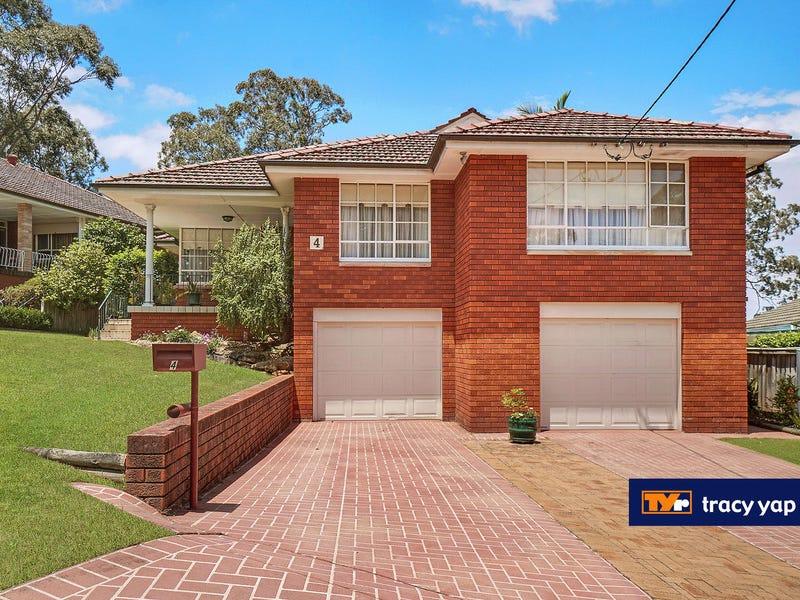 4 Rothwell Street, Eastwood, NSW 2122