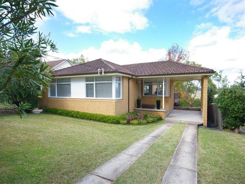 27 Brisbane Avenue, Mount Kuring-Gai, NSW 2080