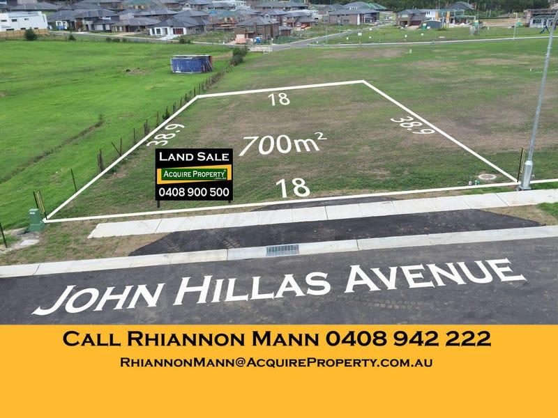 36 John Hillas Avenue, Kellyville, NSW 2155