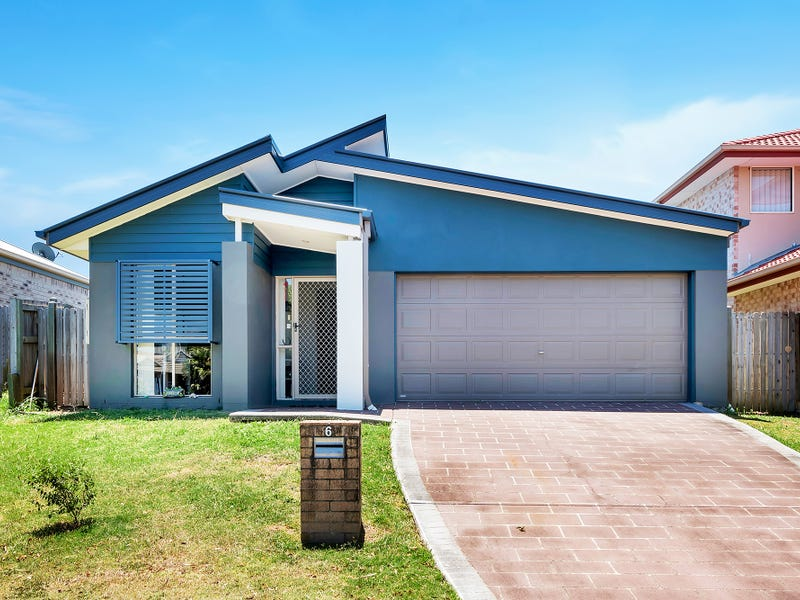 6 Trillers Ave, Coomera, Qld 4209