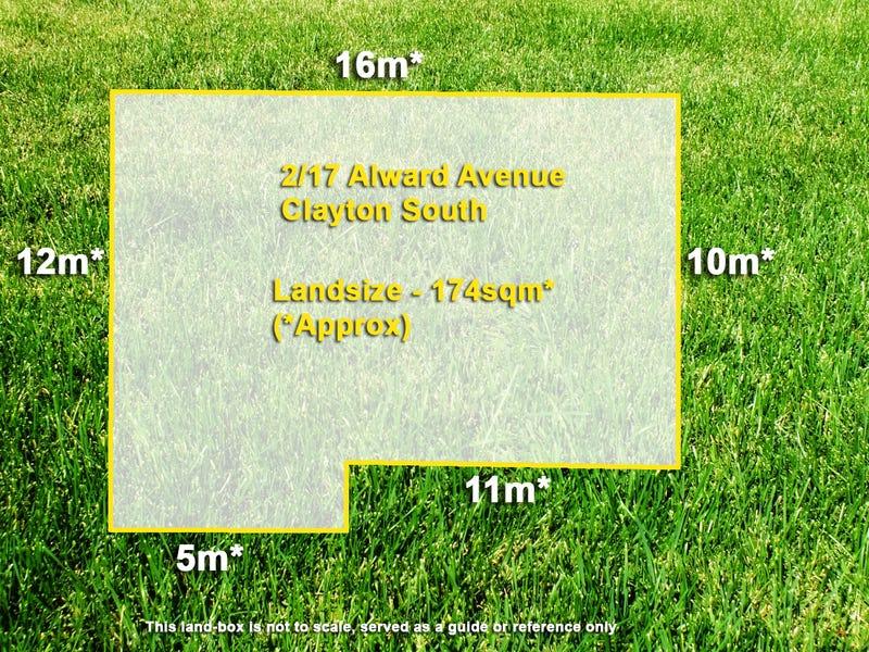2/17 Alward Avenue, Clayton South, Vic 3169