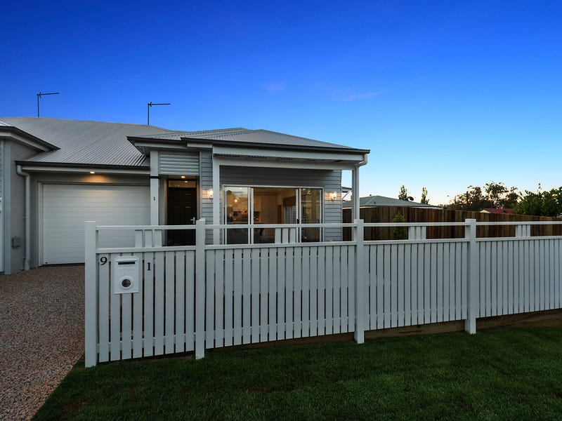 1/9 Roberts Street, South Toowoomba, Qld 4350