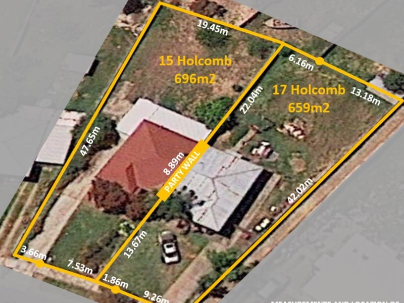 15 & 17 Holcomb Street, Elizabeth East, SA 5112