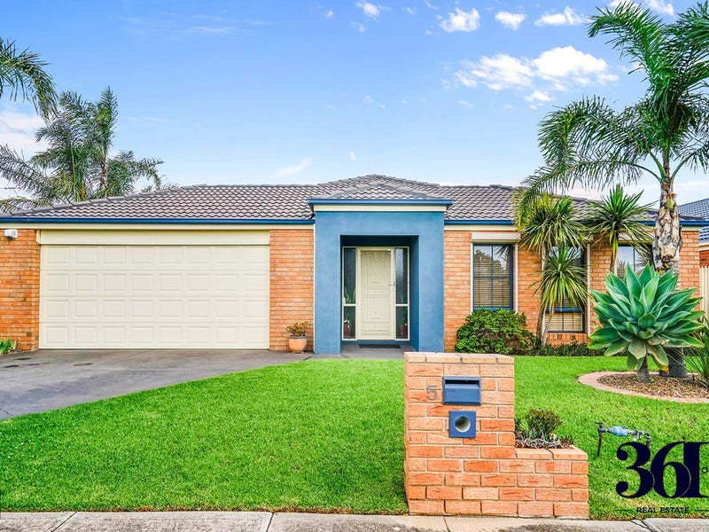 5 REGENT CLOSE, Burnside Heights, Vic 3023