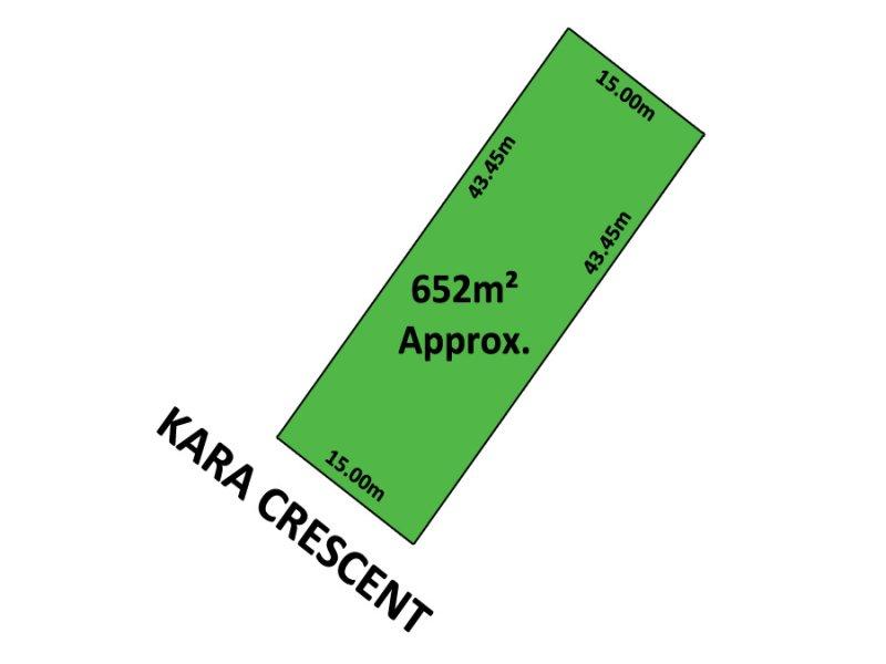 Lot 10, 24 Kara Crescent, Gulfview Heights, SA 5096