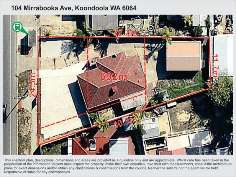 104 Mirrabooka Avenue, Koondoola, WA 6064