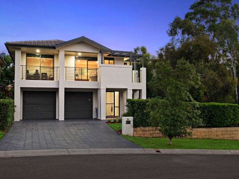 31 Golden Grove Avenue, Kellyville, NSW 2155
