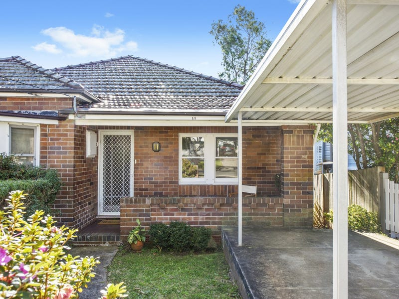 11 Chaleyer Street, Willoughby, NSW 2068