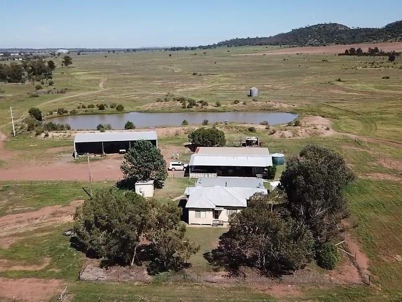 4525 Grain Valley Rd, Boggabri, NSW 2382