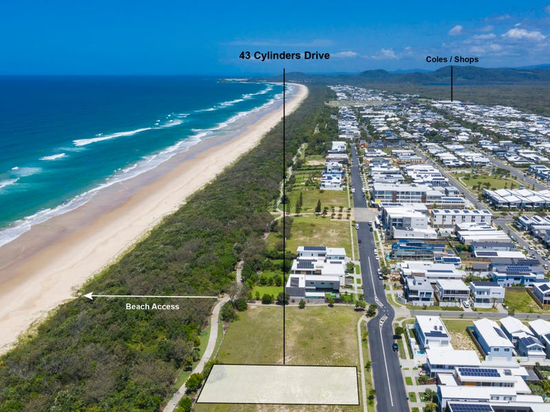 43 Cylinders Drive, Kingscliff, NSW 2487
