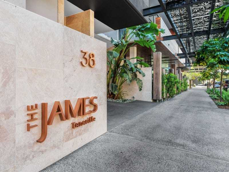 The James, 38 Helen Street, Teneriffe, Qld 4005