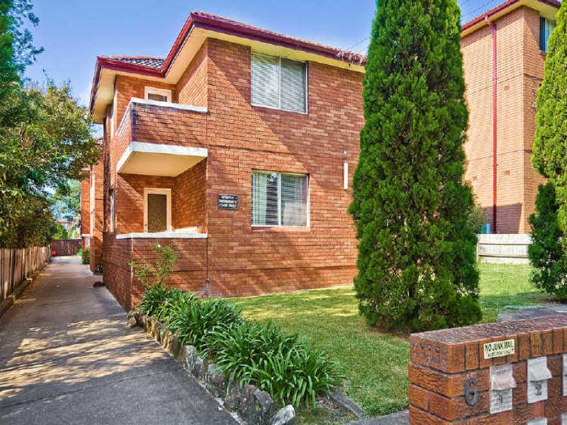 4/6 Eastbourne Road, Homebush West, NSW 2140