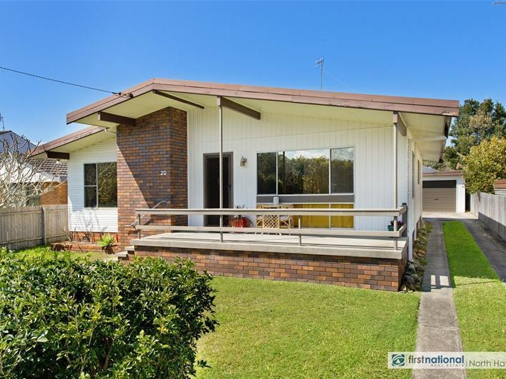 20 Woodford Road, North Haven, NSW 2443