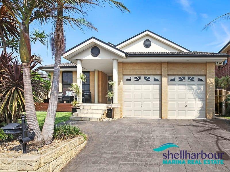16 Hicks Terrace, Shell Cove, NSW 2529