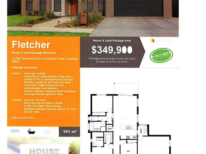 Lot 240 TALLOWWOOD DRIVE, Gunnedah, NSW 2380