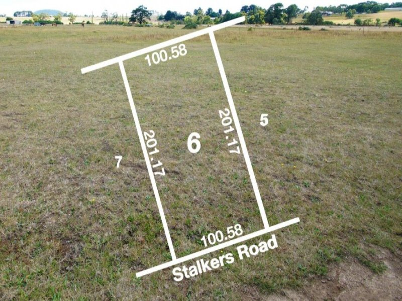 Lot 6 Stalkers Road, Yendon, Vic 3352