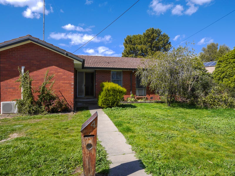 4 Centenary Crescent, Nagambie, Vic 3608