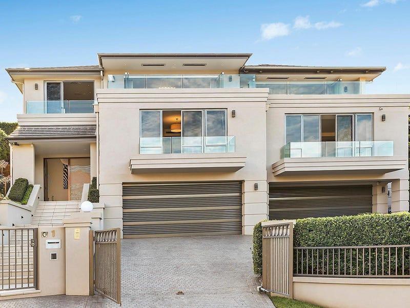1 Chevalier Crescent, Hunters Hill, NSW 2110