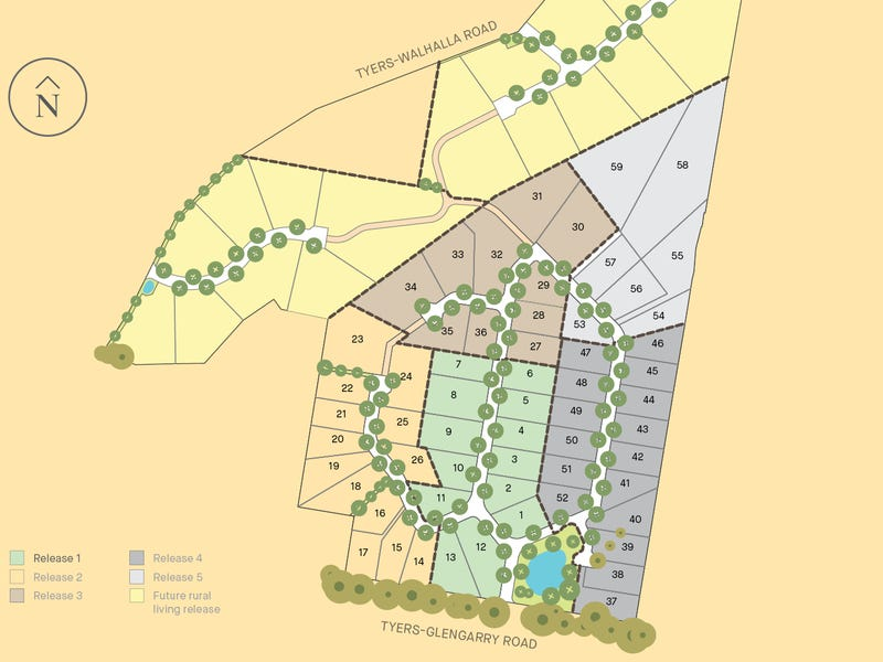Lot 12, The Acreage, Tyers, Vic 3844