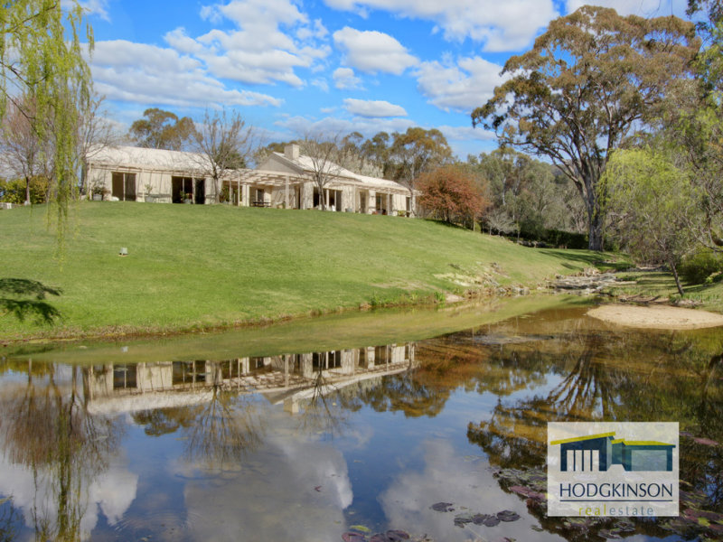 155 London Bridge Road, Burra, NSW 2620