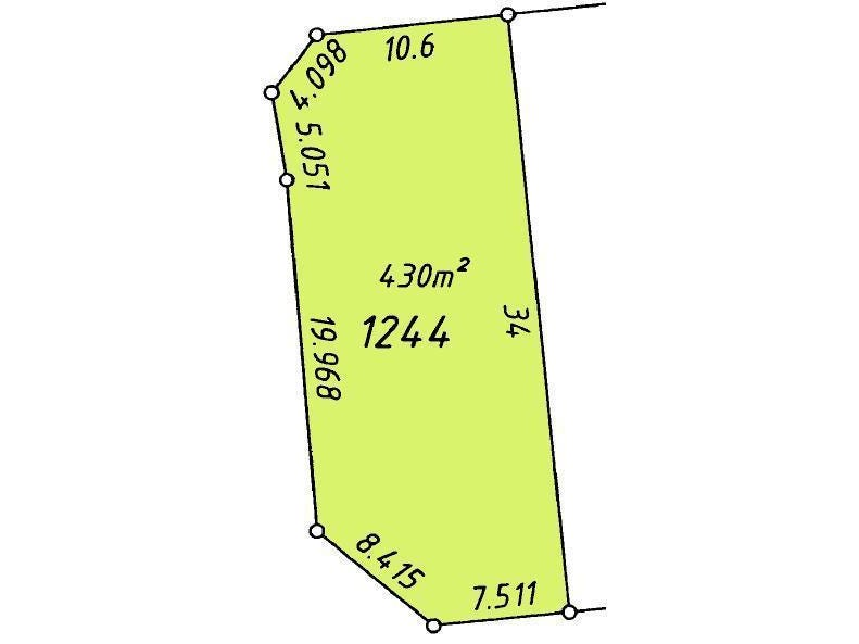 Lot 1244, 91 Lake Valley Drive, Lakelands, WA 6180