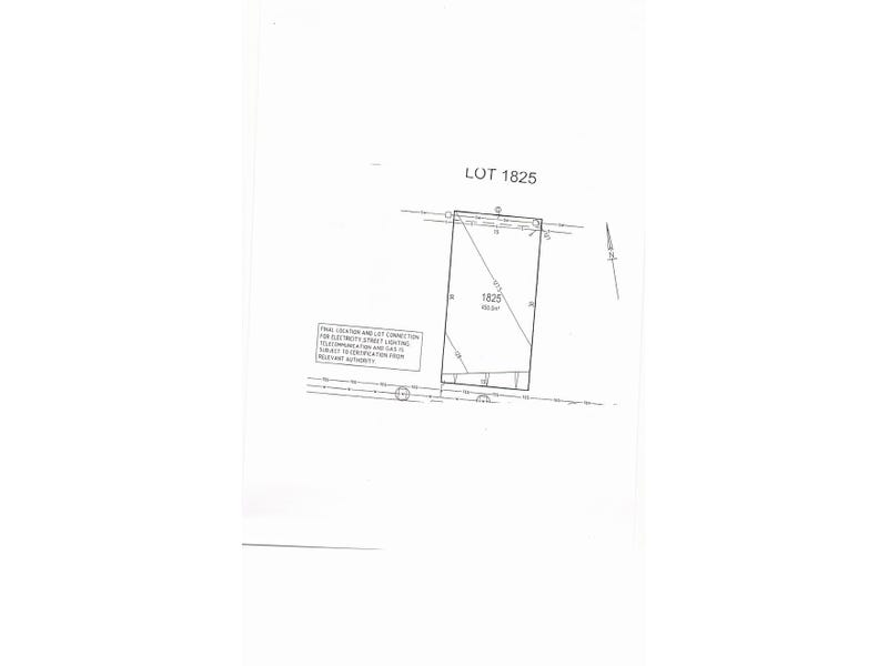 Lot 1825, 19 rochester street, Gregory Hills, NSW 2557