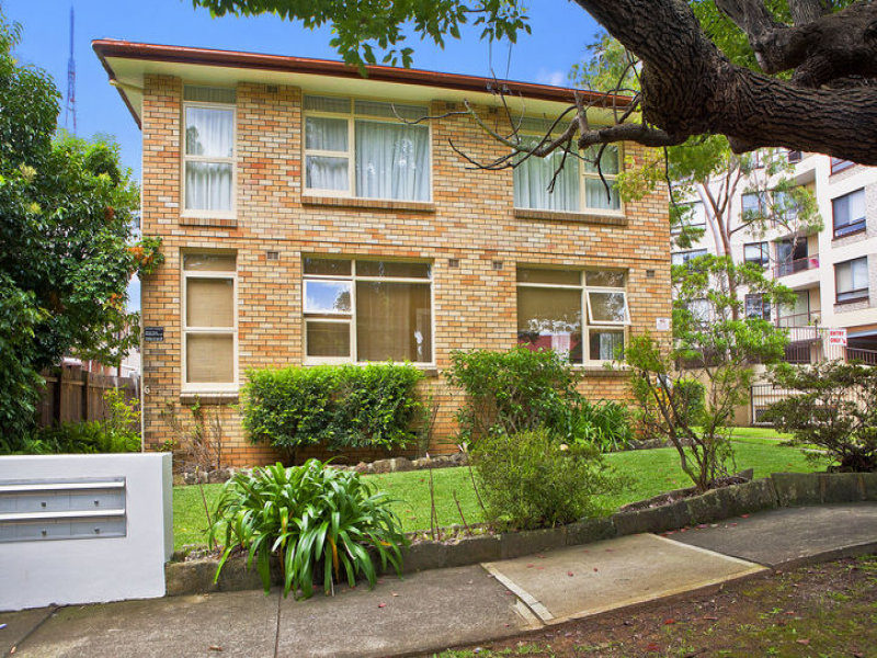 6/6 Sutherland Road, Chatswood, NSW 2067