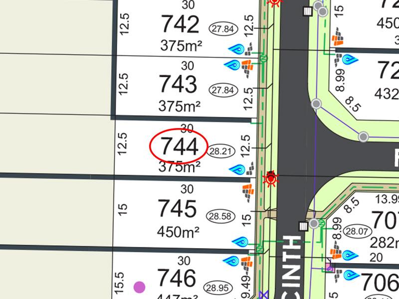 Lot 744, Hyacinth Drive, Piara Waters, WA 6112