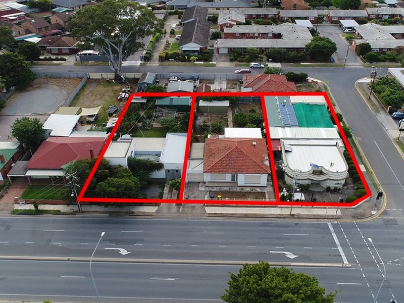 19 & 21 Hanson Road, Woodville North