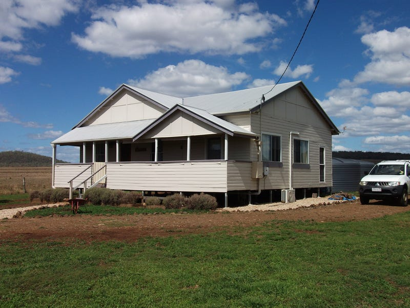 Lot 1 84 Back Plains Road, Back Plains, Qld 4361