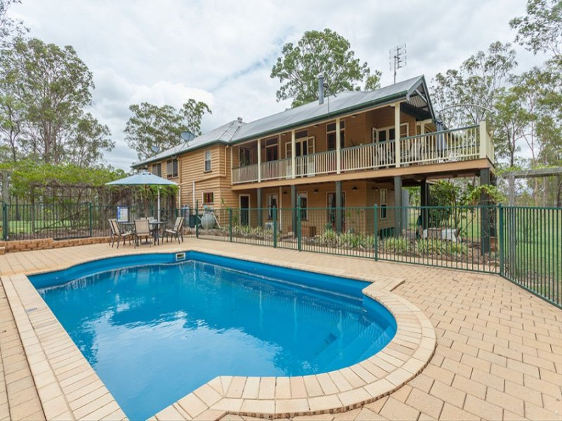 134 Sandy Creek Road, Grantham, Qld 4347
