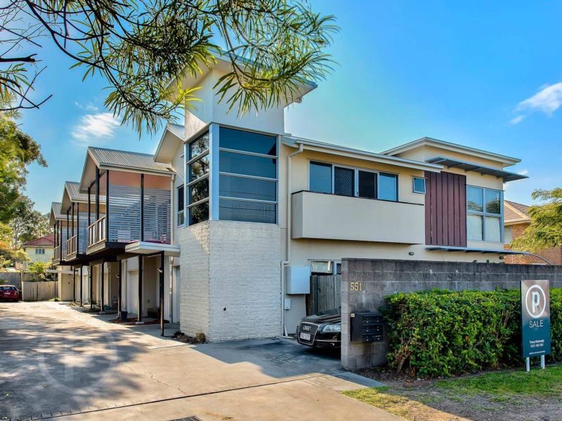 4/551 Oxley Road, Sherwood, Qld 4075