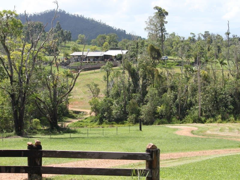 1659 Tully Gorge Road, Dingo Pocket, Qld 4854