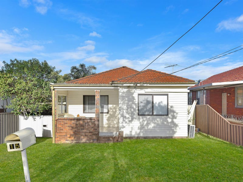 15 Arcadia Road, Chester Hill, NSW 2162