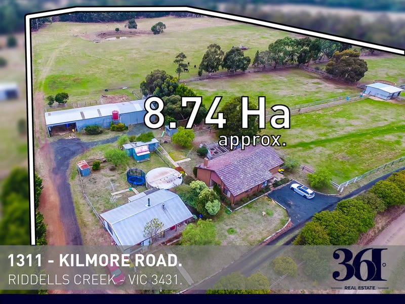 1311 Kilmore Road, Riddells Creek, Vic 3431