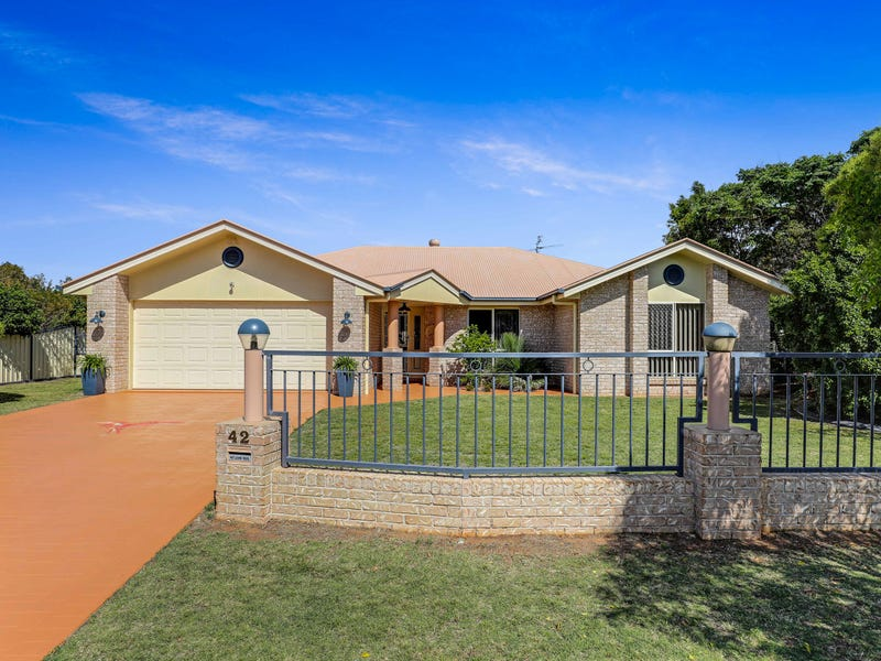 42 Belclaire Drive, Westbrook, Qld 4350