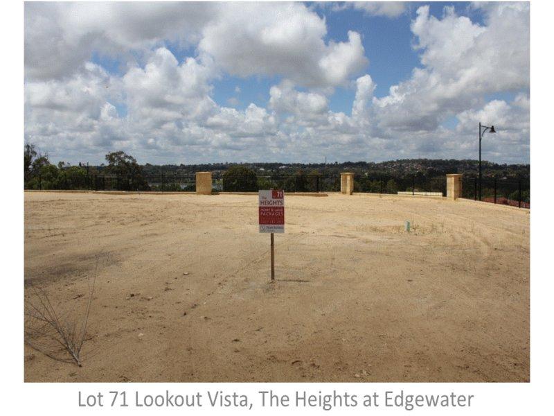 Lot 71, Lookout Vista, Edgewater, WA 6027