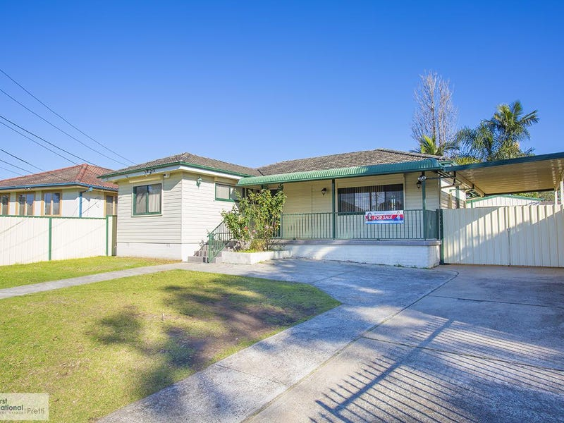16 North Liverpool Road, Heckenberg, NSW 2168