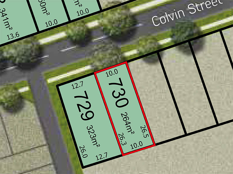 Lot 730 Colvin Street, Oonoonba, Qld 4811
