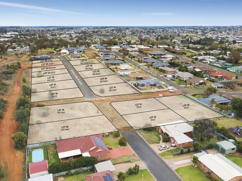 Lot 40-56, 14 Vaucluse Place, Parkes, NSW 2870