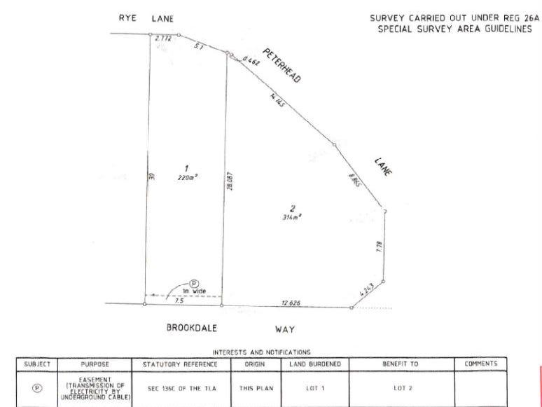 2-4 Brookdale Way, Meadow Springs, WA 6210