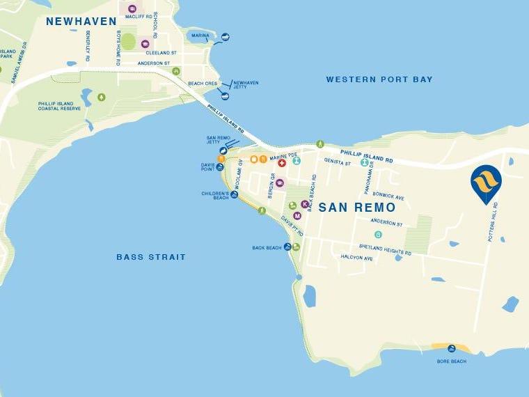 Lots 1 - 12 /50 Potters Hill Road, San Remo, Vic 3925