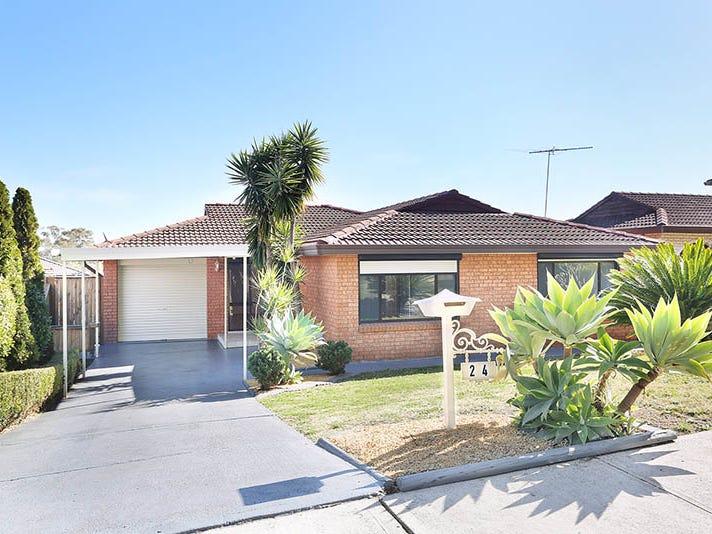 24 Berry Street, Prairiewood, NSW 2176
