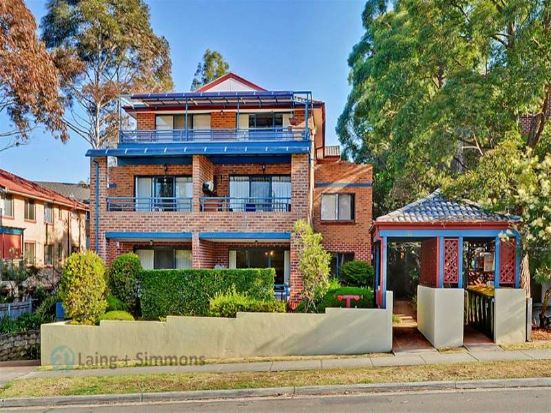 3/44 Bridge Road, Hornsby, NSW 2077