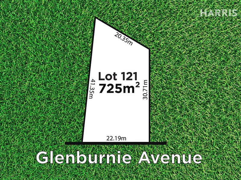 Lot 121 Glenburnie Avenue, Torrens Park, SA 5062