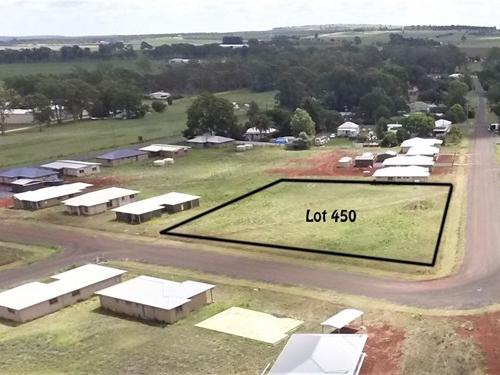 Lot 450, 450 Memerambi Estate, Memerambi