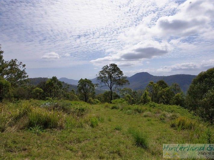 Lamington National Park Road, Canungra