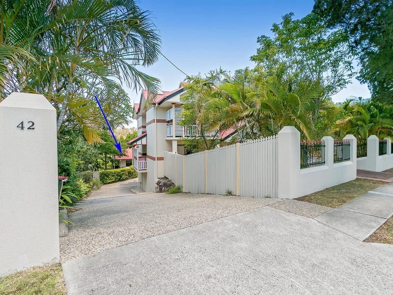 4/42 Scott Road, Herston, Qld 4006