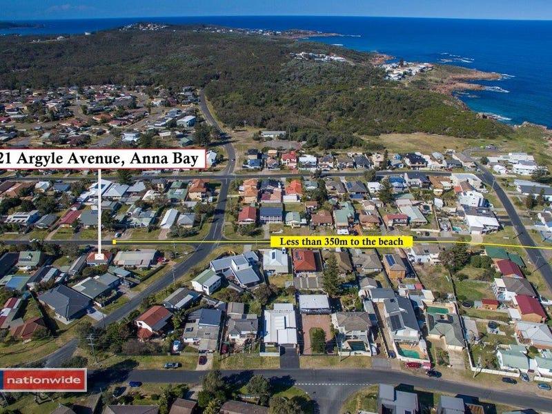 21 Argyle Avenue, Anna Bay, NSW 2316