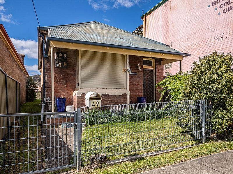 49 Laurence Street, Lithgow, NSW 2790